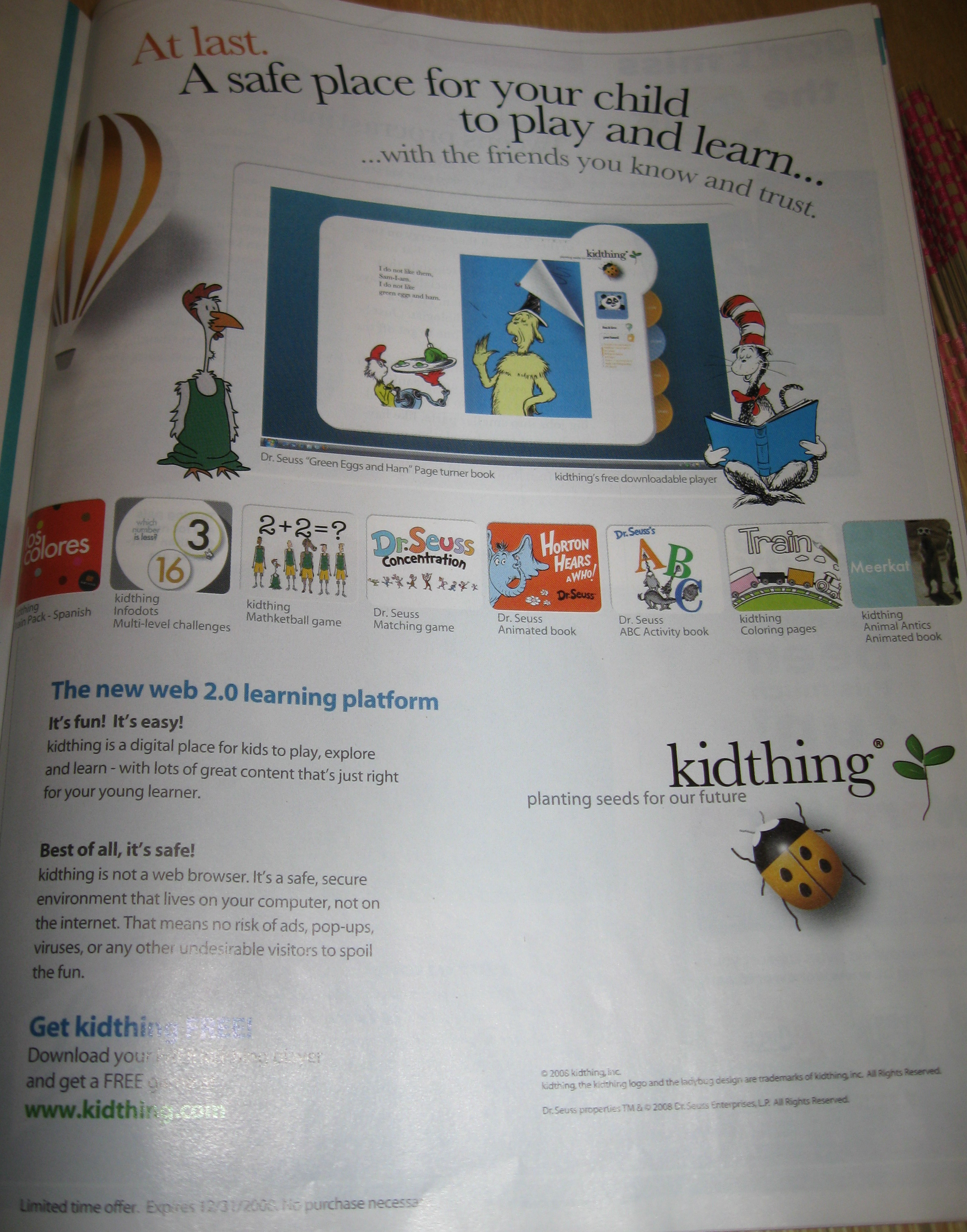 Web Learning Platform