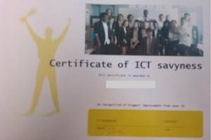 ICT certificate